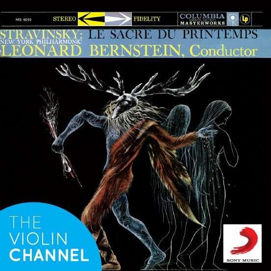Leondard Bernstein Sony Rite of Spring Giveaway