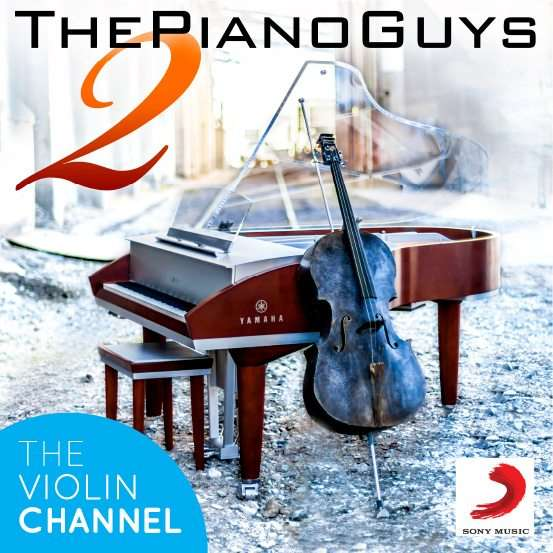 The Piano Guys CD Giveaway
