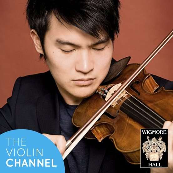 The Violin Channel Ray Chen Wigmore Hall London Debut Ticket Giveaway