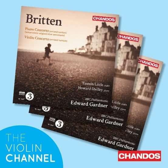 Britten Violin Concerto Giveaway