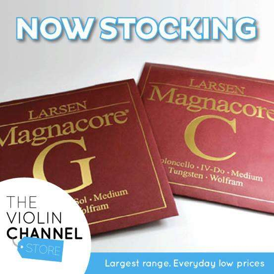 Larsen Magnacore Cello Strings The Violin Channel Store