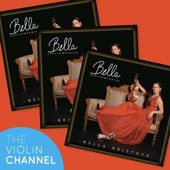 Bella Hristova CD
