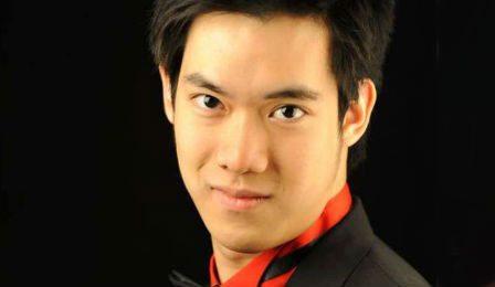 Richard Lin Sendai International Violin Competition