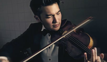 Ray Chen VC Artist of the Week Violinist Violin Cover