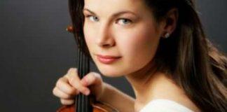 Bulgarian Violin Virtuoso Bella Hristova