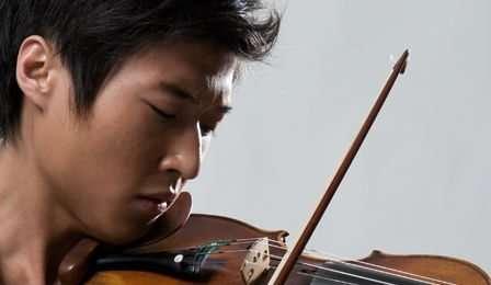 Charles Yang Violinist vocal rockstar
