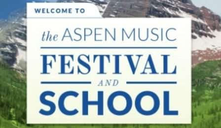 Aspen Music Festival 2020.The Aspen Music Festival School Usa The World S Leading