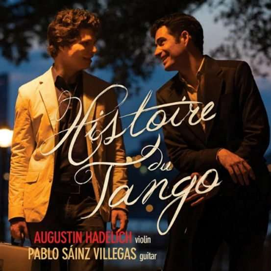 Augustin Hadelich Histore du Tango CD
