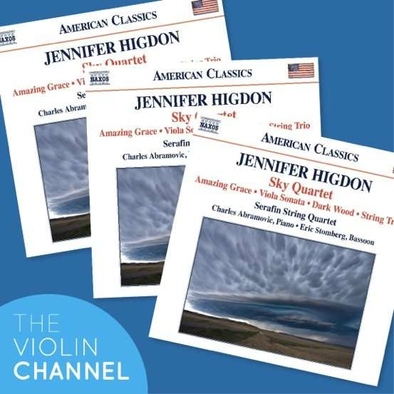 Jennifer Higdon CD