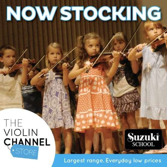 Suzuki Method Violin School