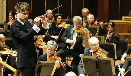 AUDITION | Indianapolis Symphony Orchestra, USA – 'Section