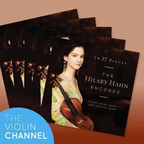 Hilary Hahn 27 Encores