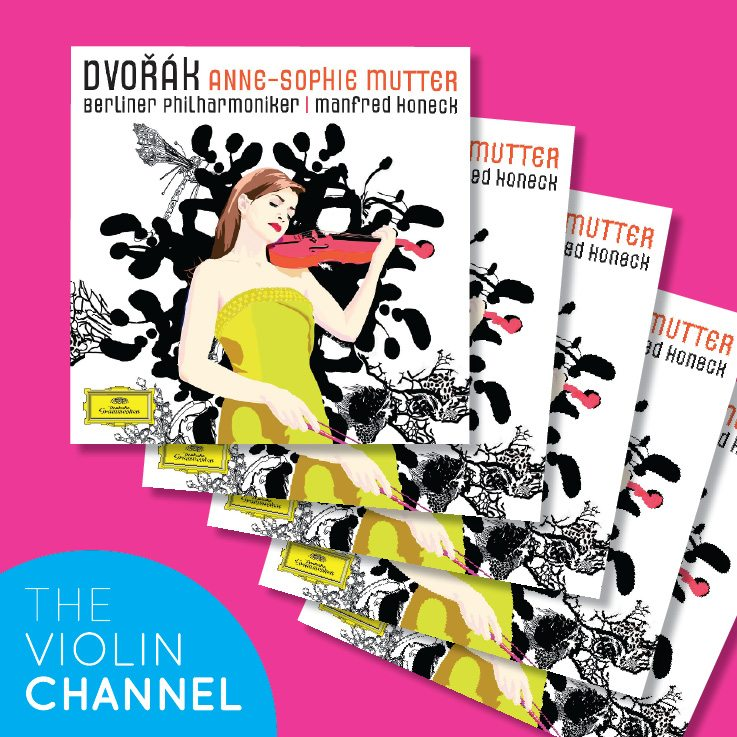 Anne Sophie Mutter CD Giveaway