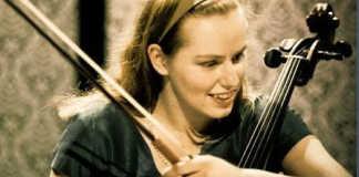 Jacqueline Du Pre Cello Cellist Cover