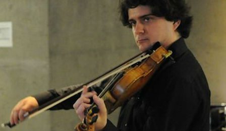 Fedor Roudine Valsesia Musica International Violin Competition