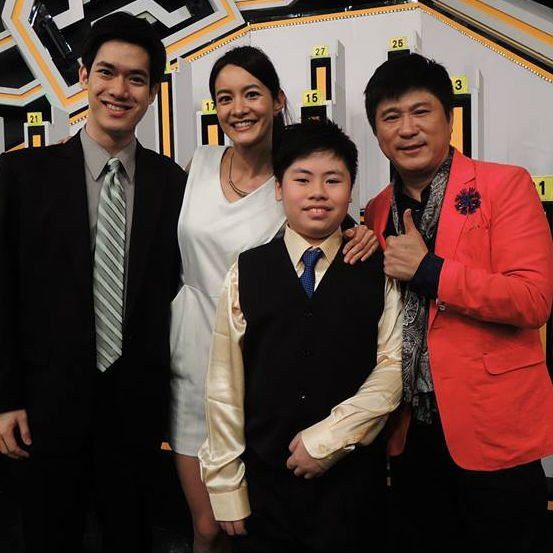 Richard Lin Golden Brain tv television gameshow