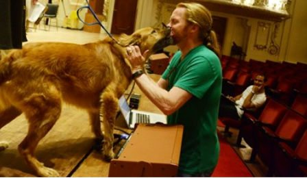 Pittsburgh Symphony Dog Audition