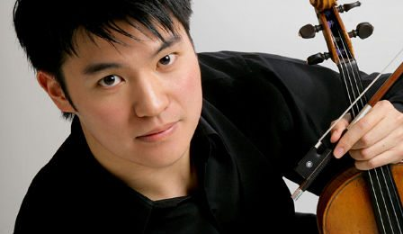Ray Chen Menuhin Competition 2008