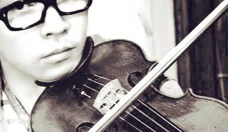 John Shin University of Utah Stolen Violin Cover