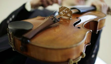 MacDonald Viola Fails to Sell Stradivarius Cover