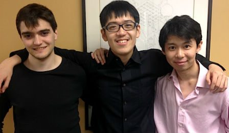 Primrose International Viola Competition Finalists Cover