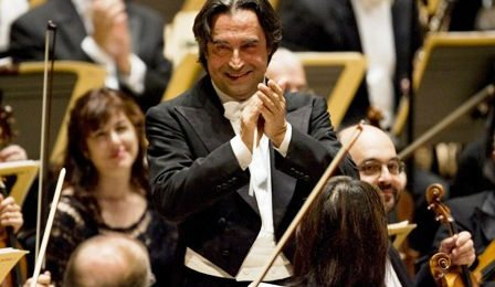 Riccardo Muti chicago symphony orchestra record endowment gifts $32 million cover