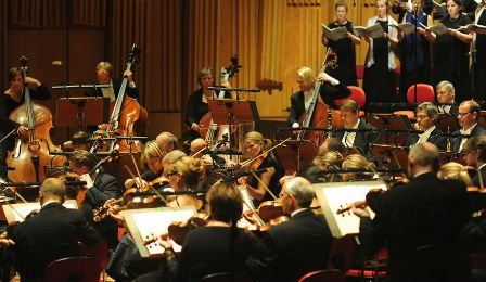 Swedish Radio Symphony Orchestra Violin Auditions Jobs