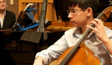 cellist Zlatomir Fung Cover