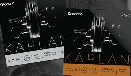 D'Addario Kaplan Cover