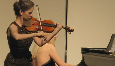 Hilary Hahn Inflamed Muscle Cover