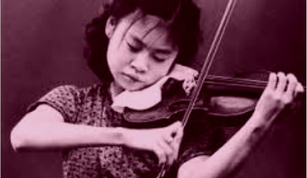 Midori Goto 2 Broken Strings Child Prodigy Violinist Cover