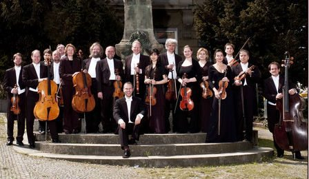 Stuttgarter Kammerorchester 2nd concertmaster audition position
