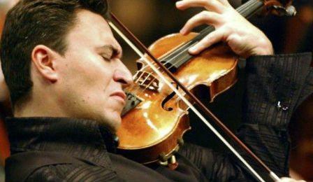 Vengerov Maxim Sibelius Original Queensland symphony Cover