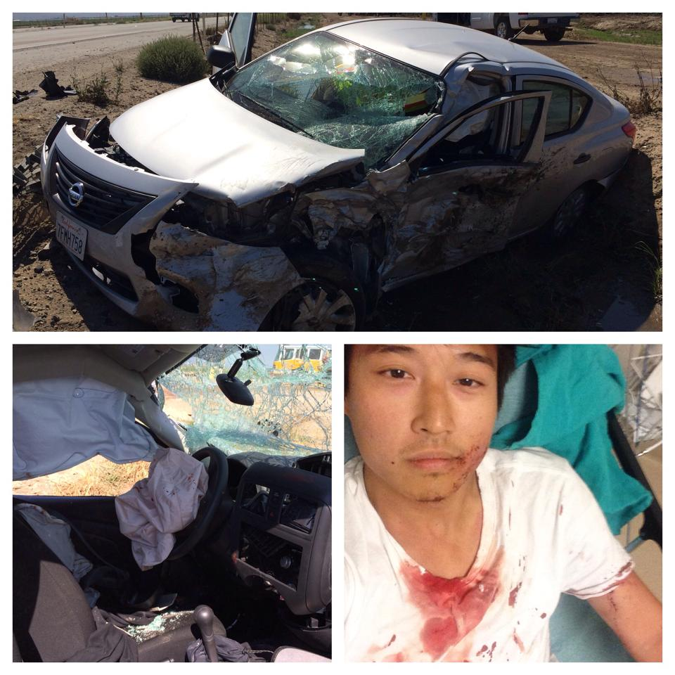 charles yang facebook car crash