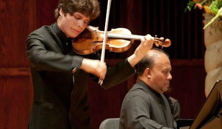 Augustin Hadelich Rohan de Silva Indianapolis Violin Competition Cover