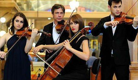 Australian String Quartet Quit Disband Kristian Winther