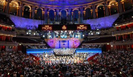 BBC Proms Excision New Music Composers Cover