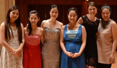 Finalists Indianapolis International Violin Competition Cover