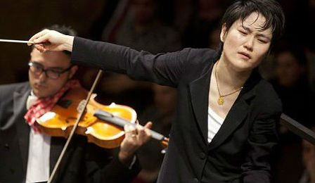 Han-Na Chang Resignation Qatar Philharmonic Cover