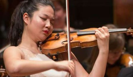 JinJoo Cho Indianapolis Violin Competition 1 Cover