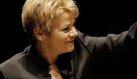 Marin Alsop Royal Philharmonic Society Honourary Membership Cover
