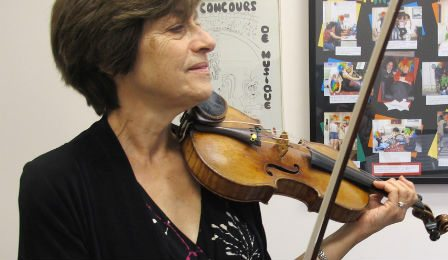 Miriam Fried International Violin Competition Indianapolis Cover