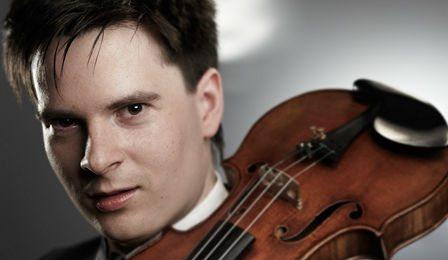 STefan tarara enecus international violin competition cover