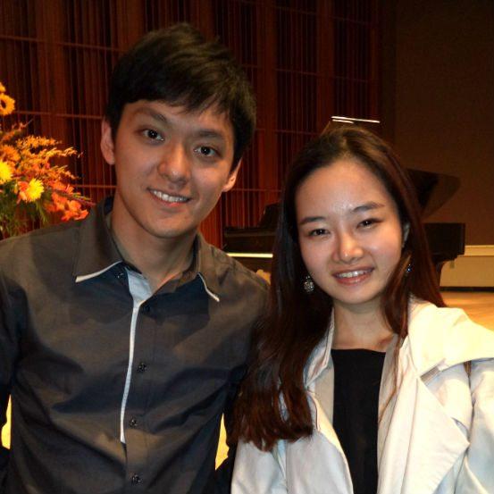 Indianapolis Violin Competition Yu-Chien Benny Tseng Bomsori Kim