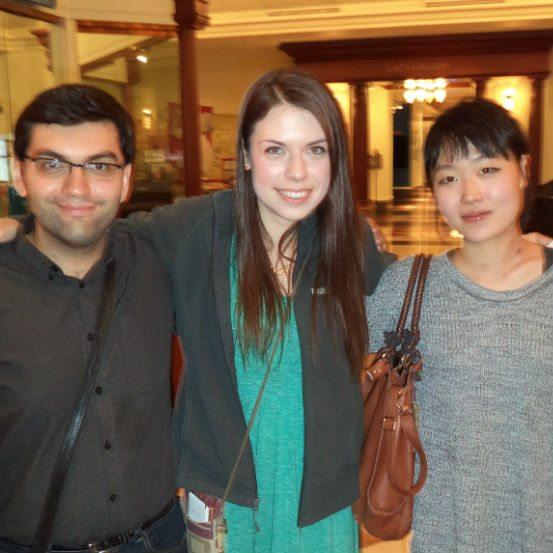 Indianapolis Violin Competition Kristi Gjezi Tess Lark Suyeon Kang