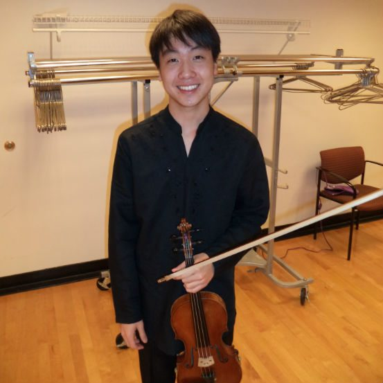Indianapolis Violin Competition Stephen Kim