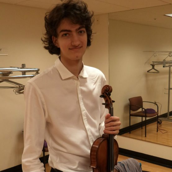 Indianapolis Violin Competition Stephen Waarts