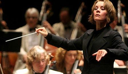 Susanna MälkkiHelsinki Philharmonic Chief Conductor Cover