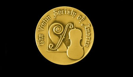 Violin Society of America gold Medal Cover