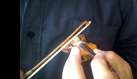 World's Smallest Violin Cover